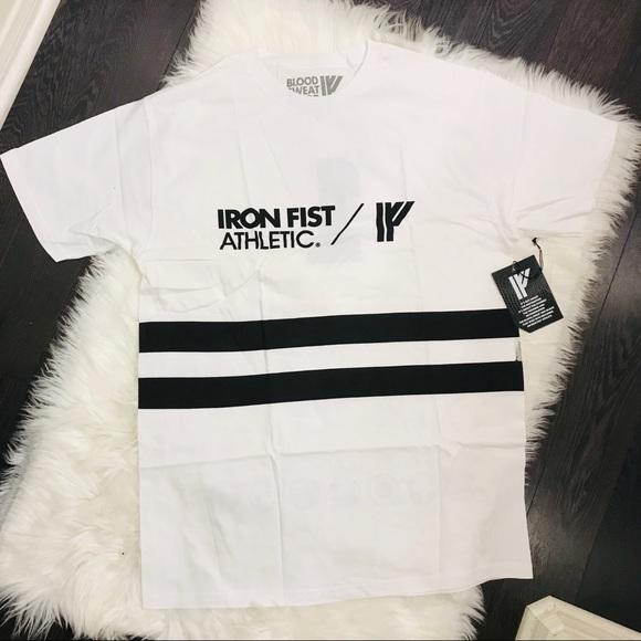 Iron Fist Other - NWT Men's Iron Fist Athletic Tee
